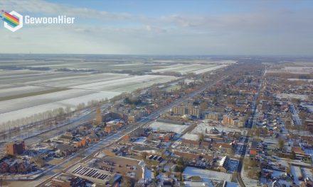 🎥 Besneeuwd Musselkanaal vanuit de lucht [VIDEO]