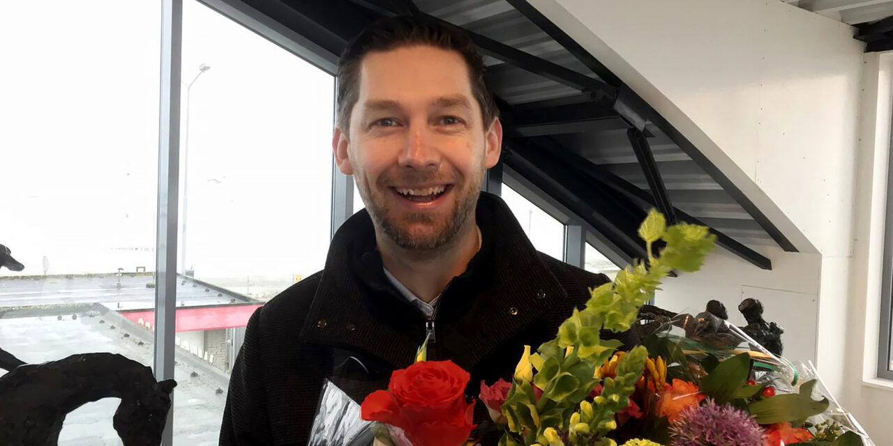 Johan Hamster heeft gewonnen! 🏆