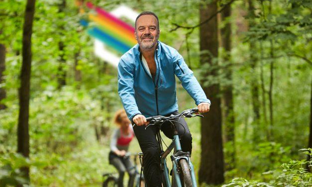 Burgemeester Stadskanaal komt op fietse!
