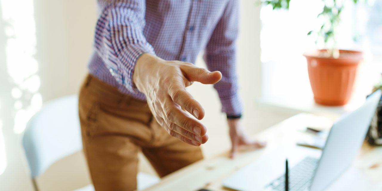 Zorg & Welzijn Academy Knaap reikt een helpende hand