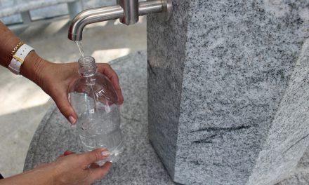 Gratis water voor reizigers