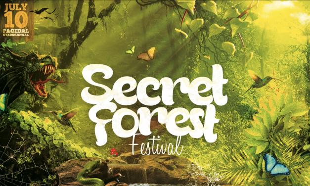 Secret Forest Festival 2021 gaat door!?