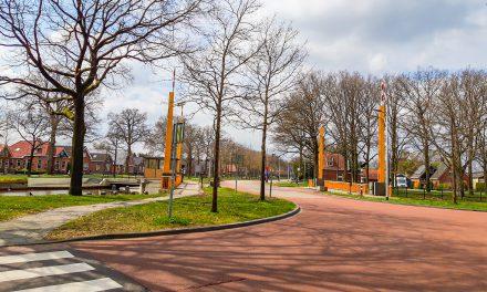 De gevaarlijke Westerstraatbrug in Ter Apel 6 maanden afgesloten