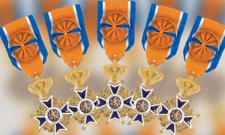Koninklijke onderscheidingen in de gemeente Borger-Odoorn