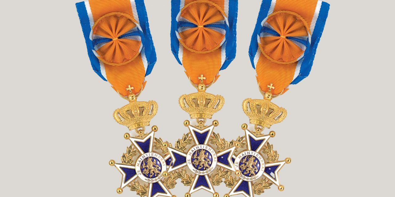 Koninklijke onderscheidingen in Westerwolde