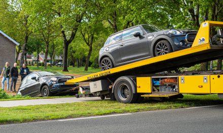 🎥 Auto aangetroffen in sloot Nieuw-Buinen [VIDEO]