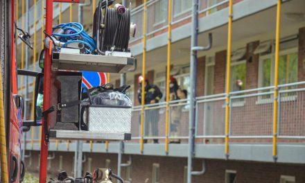 🎥 Brandweer rukt uit naar Utrechtselaan Stadskanaal [VIDEO]