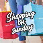 Shoppen op zondag in Stadskanaal!