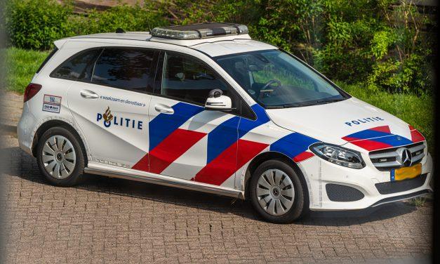 Nieuw-Buinen wederom toneel voor politieactie