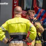 🎥 Gaslek aan de Linnaeuslaan in Nieuw-Buinen [VIDEO]