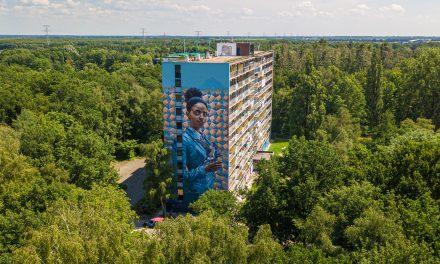 Stadskanaalse flats worden kunstwerken