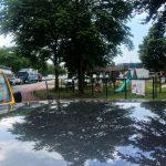 Defecte slagbomen zorgen voor file in Stadskanaal