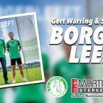 SV Borger komt met clublied en een Toffe Clip!